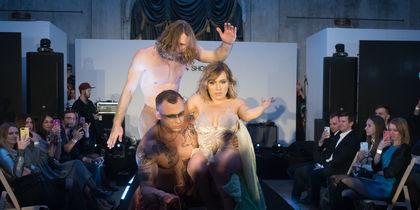 Повара штурмуют подиумы Петербурга: Яркие фото показа Megustro Fashion Show