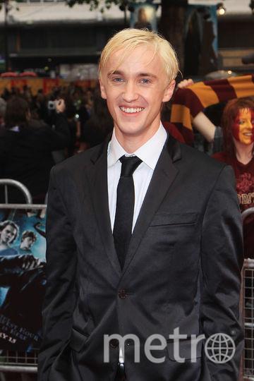 Том Фелтон в 2009 году. Фото Getty
