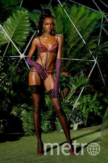 Британская модель Леоми Андерсон. Фото Getty