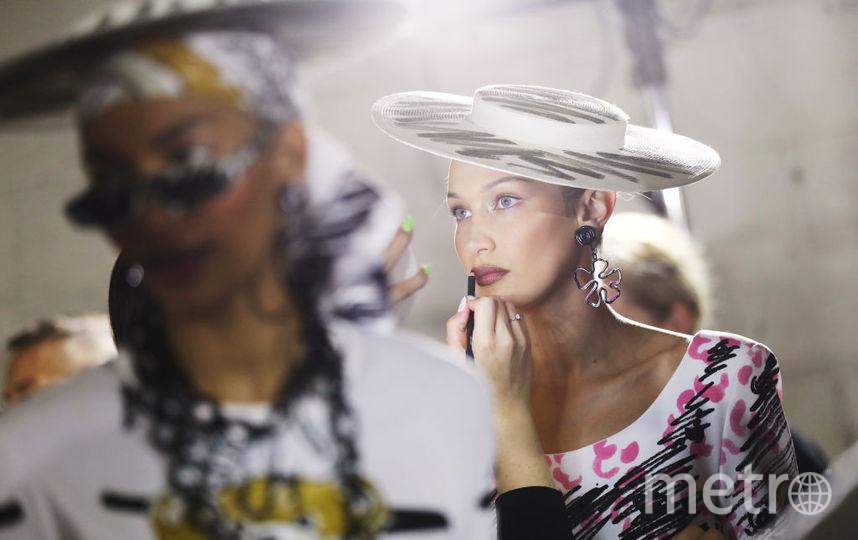 Белла Хадид, фотоархив. Фото Getty
