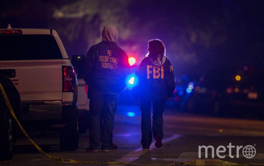 В результате стрельбы погибли 13 человек, включая самого стрелка. Фото AFP