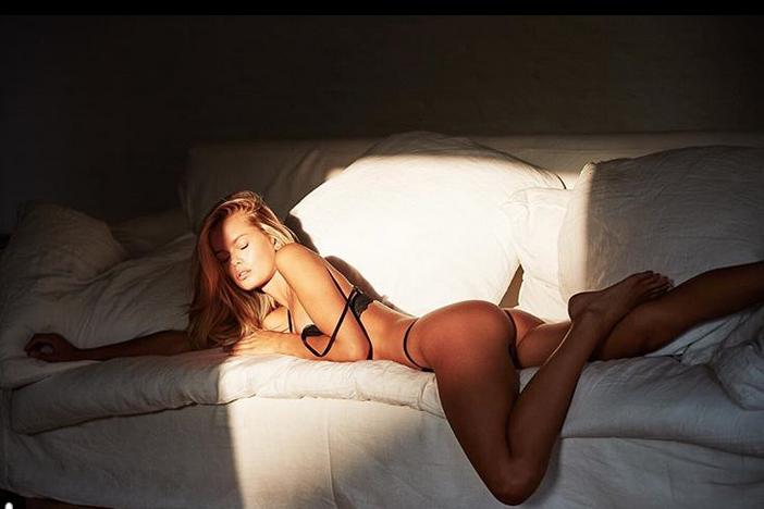 Фрида Аасен, фотоархив. Фото скриншот www.instagram.com/frida_aasen/