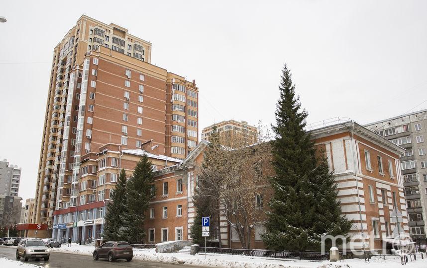 В Новосибирске вводится порядка миллиона кв. метров жилья ежегодно. Фото Пресс-служба СГК