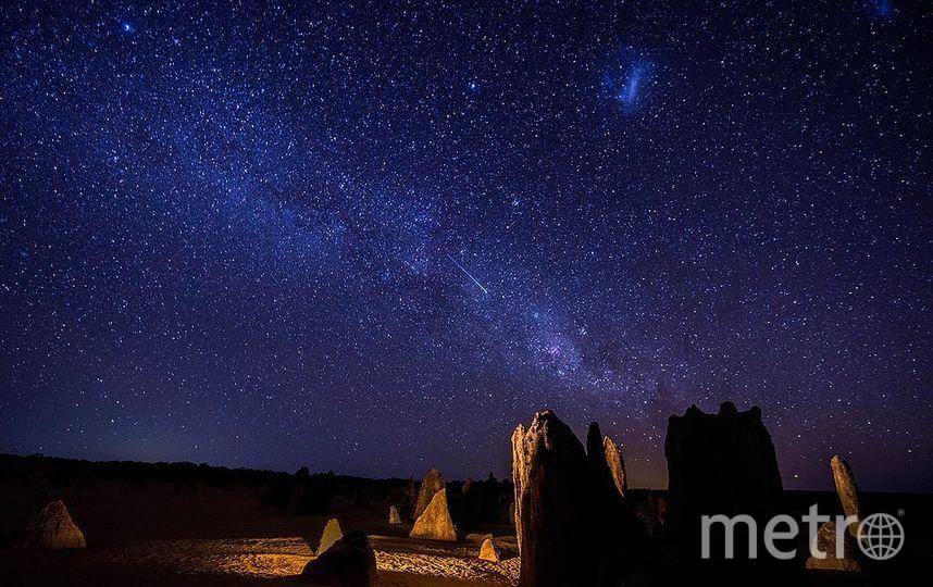 "О чем говорит звездное небо. Фото https://pixabay.com, ""Metro"""