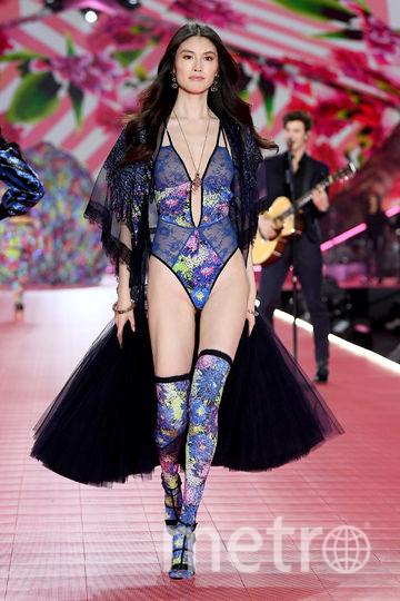 Шоу Victoria's Secret-2018. Фото Getty