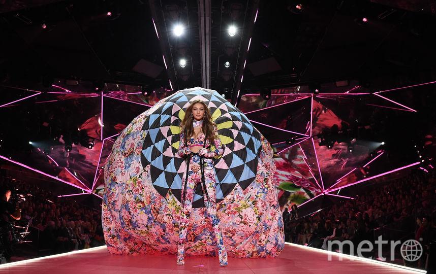 Шоу Victoria's Secret-2018. Алексина Грехэм. Фото Getty