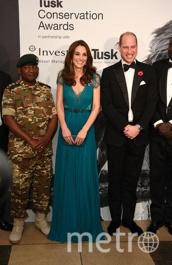 Кейт Миддлтон на приеме в Лондоне. Фото Getty
