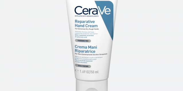 CeraVe Reparative Hand cream.