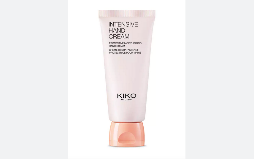 KIKO Intensive Hand Cream.