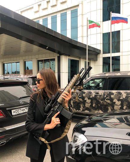 Анастасия Решетов. Фото Скриншот Instagram: @volkonskaya.reshetova