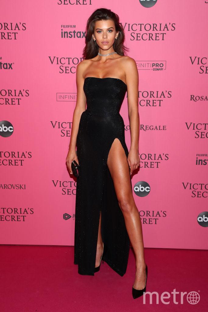 Афтепати шоу Victoria's Secret. Фото Getty