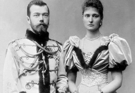 """Николай II. Семья и престол""."