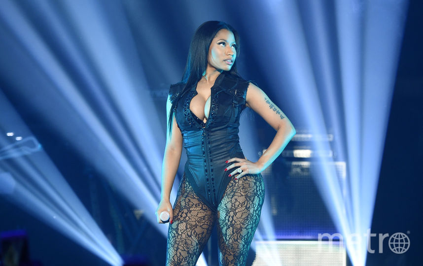Певица Ники Минаж. Фото Getty