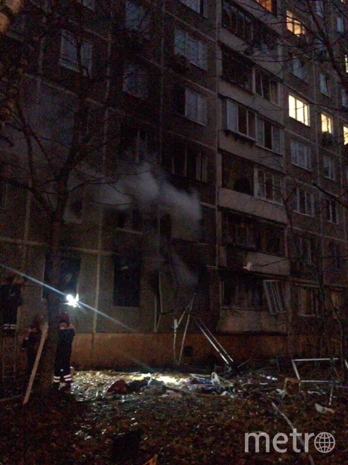 На юго-западе Москвы загорелся жилой дом: Есть пострадавшие. Фото ДТП и ЧП | Москва и МО Онлайн | МСК, vk.com