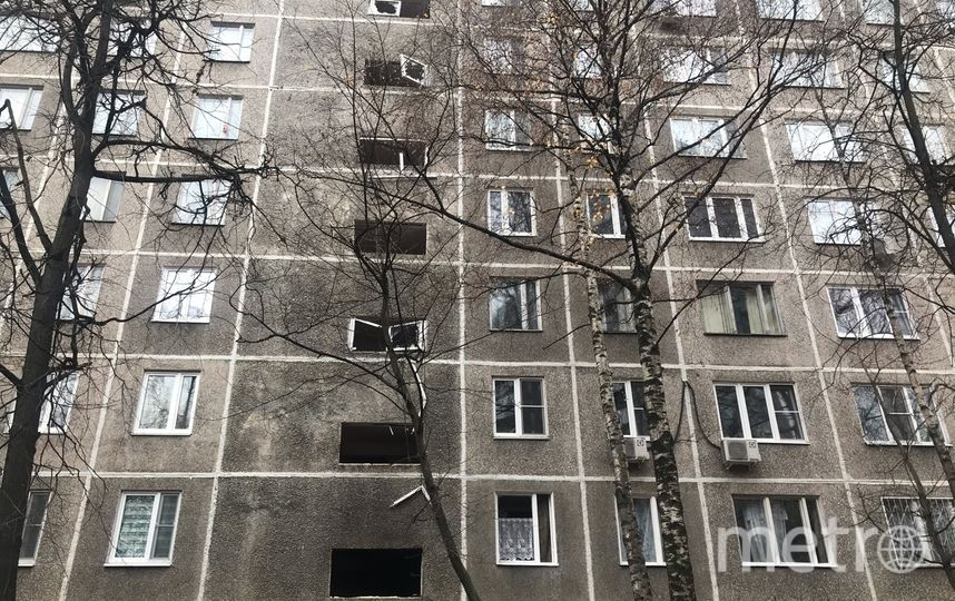 """Последствия происшествия на Островитянова. Фото Мария Беленькая, """"Metro"""""""