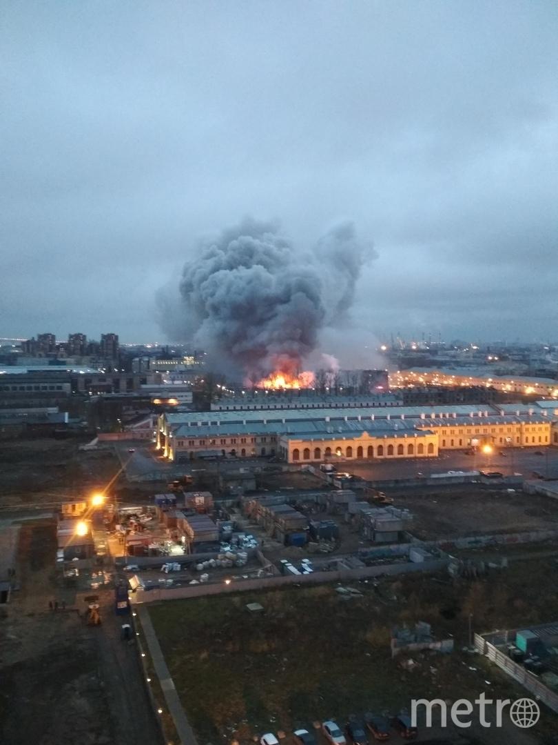 Фото очевидцев. Фото ДТП и ЧП | Санкт-Петербург | vk.com/spb_today., vk.com