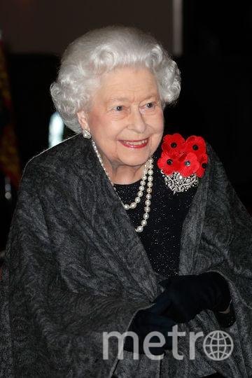 Елизавета II на Фестивале памяти в Лондоне. Фото Getty