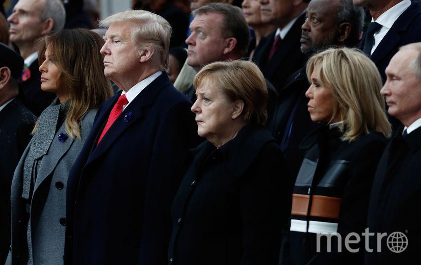 Путин, Трамп и другие лидеры мировых держав. Фото AFP