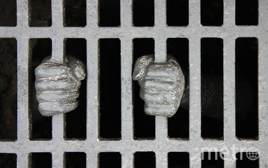 Железные руки. Фото Facebook/slava.ptrk