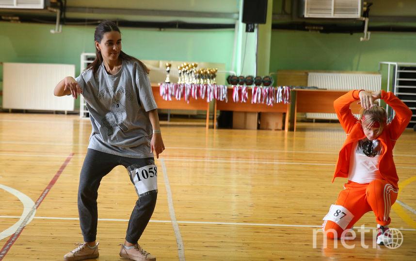Маша Беленькая и хип-хоп. Фото Василий Кузьмичёнок