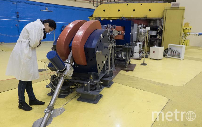 """Циклотрон Ц-80 открывает большие возможности для медицины и фундаментальной науки. Фото Святослав Акимов, """"Metro"""""""