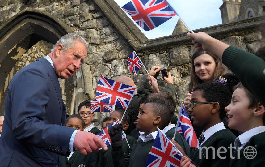 Принц Чарльз. Фото AFP