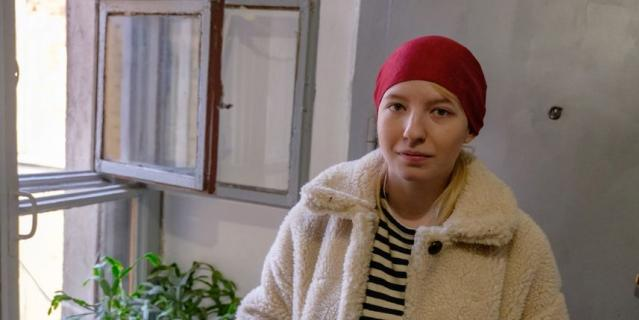 Софья Машутина, актриса.