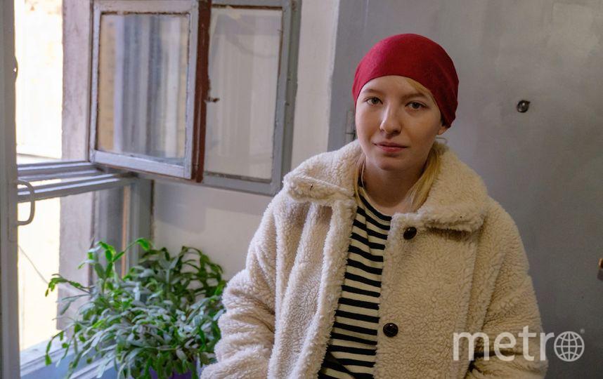 """Софья Машутина, актриса. Фото Алена Бобрович, """"Metro"""""""