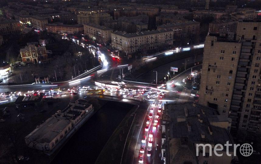 Блэкаут на Черной речке и в окрестностях. Фото ДТП и ЧП | Санкт-Петербург | vk.com/spb_today.