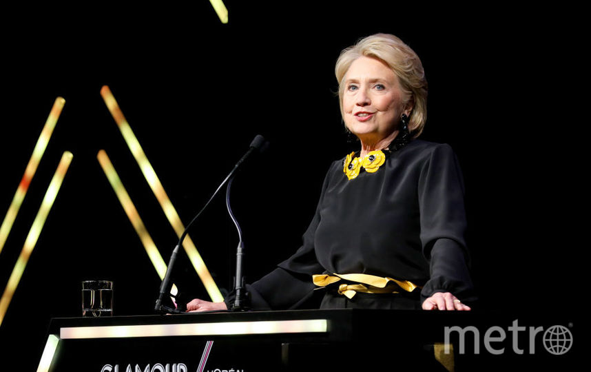 Политик, бывшая первая леди США Хиллари Клинтон. Фото Getty