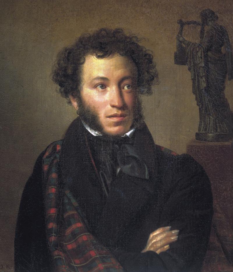 Алексанр Пушкин. Фото wikipedia.org, общественное достояние