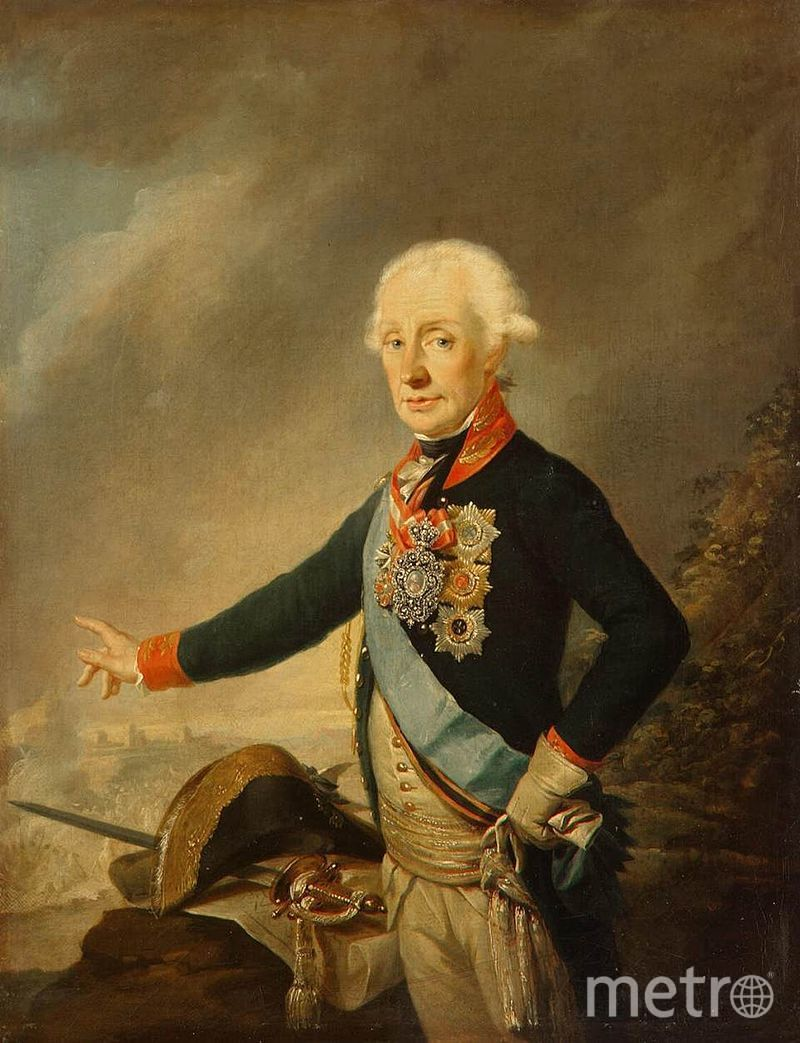 Александр Суворов. Фото wikipedia.org, общественное достояние
