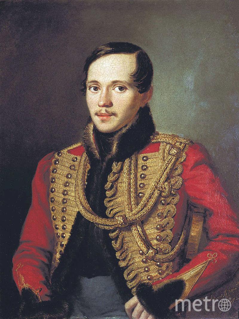 Михаил Лермонтов. Фото wikipedia.org, общественное достояние