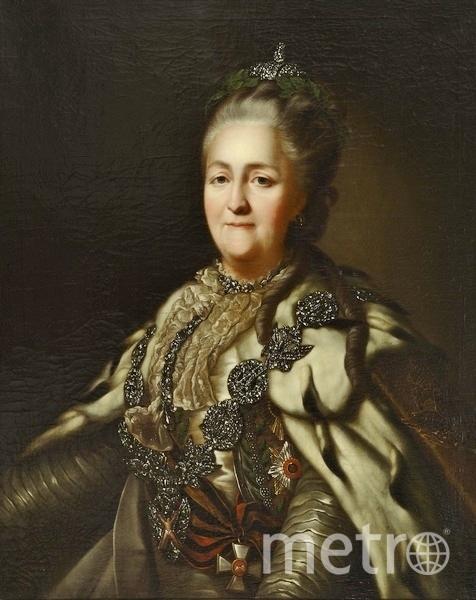 Екатерина II Великая. Фото wikipedia.org, общественное достояние