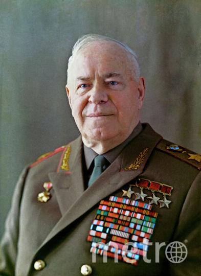 Георгий Жуков. Фото РИА Новости