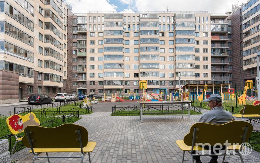 """За первое полугодие 2018 года объёмы выдачи ипотеки в Петербурге выросли на 64%. Фото ЦДС, """"Metro"""""""