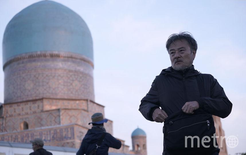 "Знаменитый японский режиссёр Киёси Куросава. Фото предоставлено организаторами, ""Metro"""