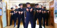 Видео танца якутских полицейских стало вирусным