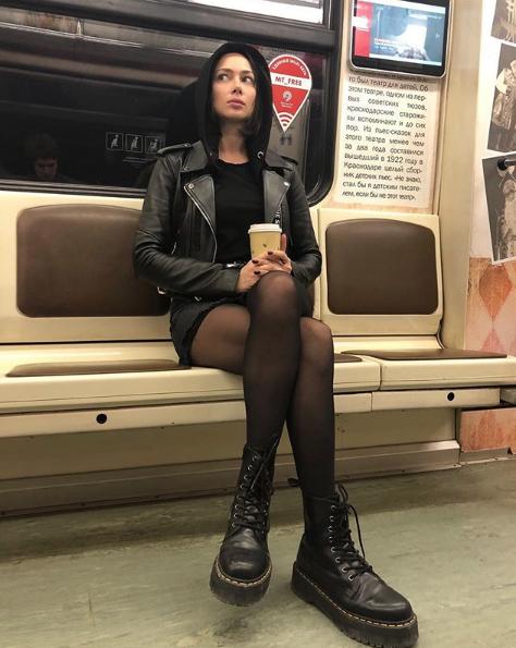 Настасья Самбурская. Фото Скриншот Instagram: samburskaya