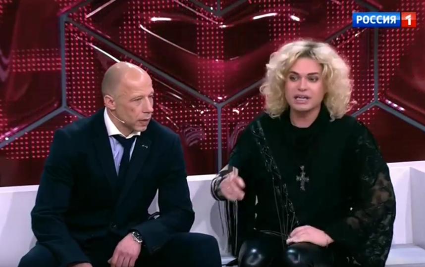 Гоген Солнцев и Владислав Пахомов. Фото Скриншот Youtube