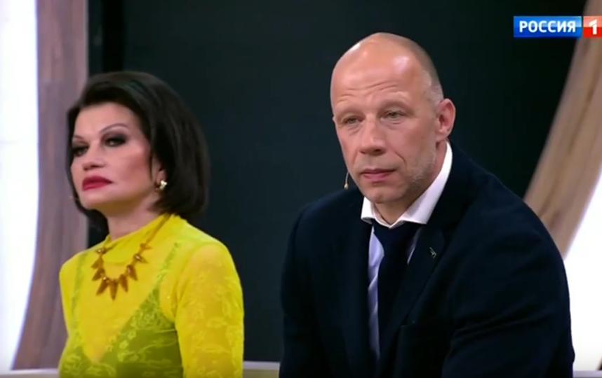 Екатерина Терешкович и Владислав Пахомов. Фото Скриншот Youtube