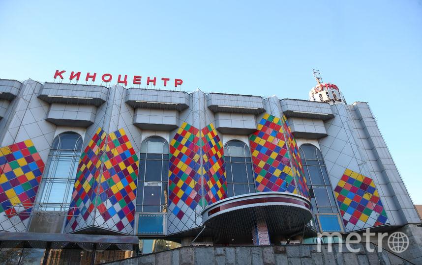 """Киноцентр """"Соловей"""". Фото Василий Кузьмичёнок"""