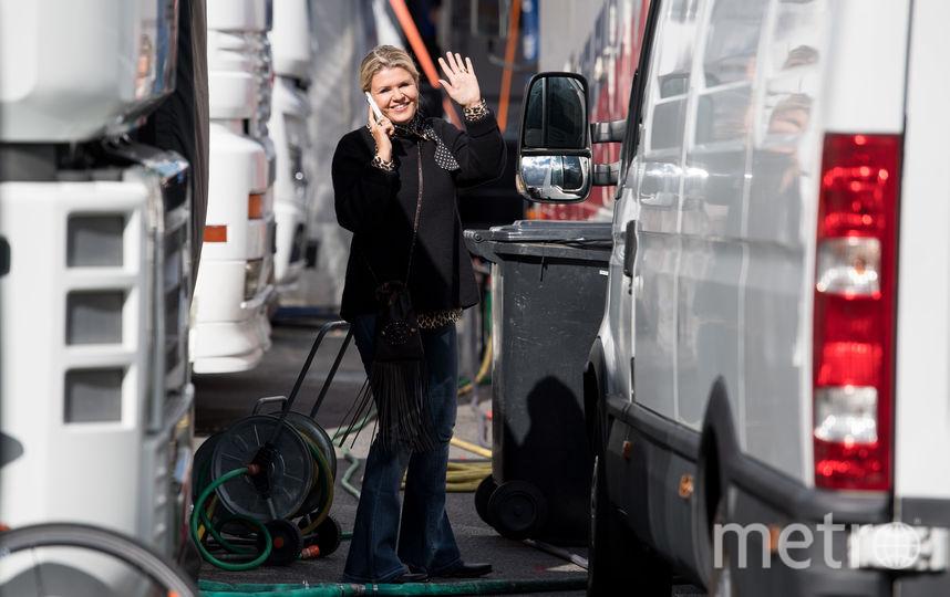 Коринна Шумахер. Фото Getty
