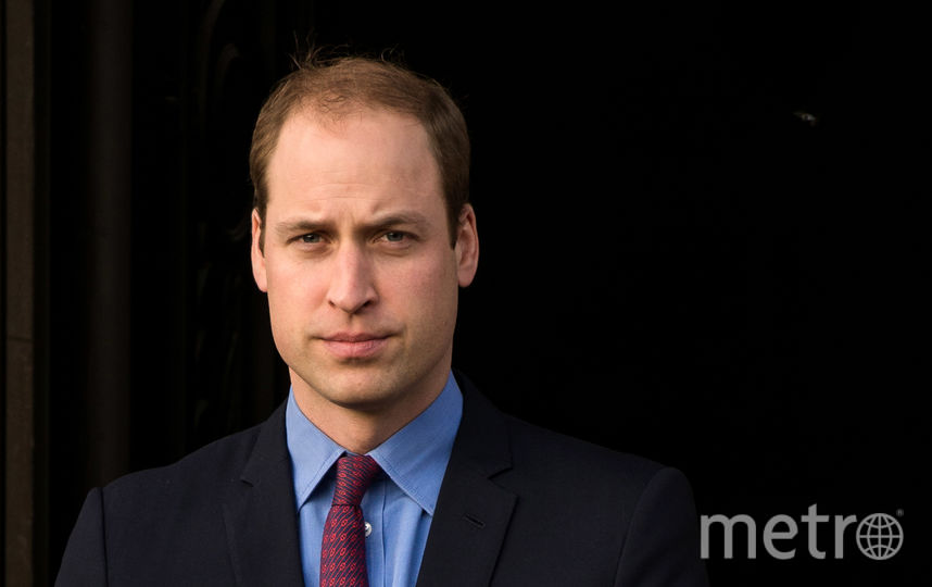 Герцог Кэмбриджский (принц Уильям), 3 место. Фото Getty