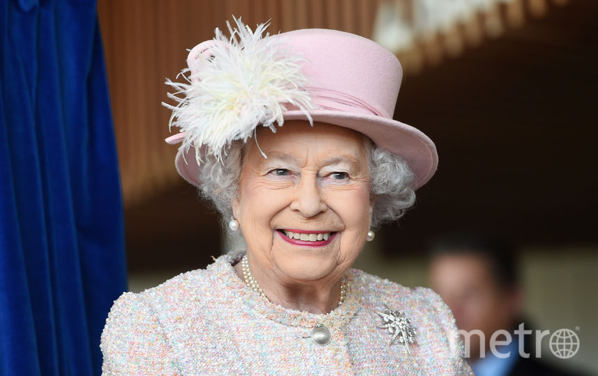 Королева Великобритании Елизавета II, 2 место. Фото Getty