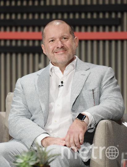 Джоннатан Айв, главный директор по дизайну компании Apple. Фото Getty