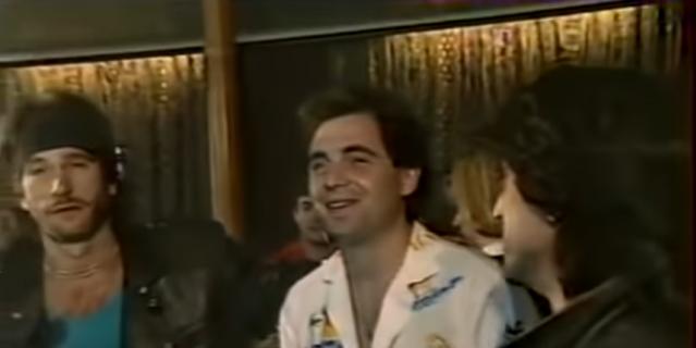 Игорь Тальков и Валерий Шляфман. Последнее интервью певца.
