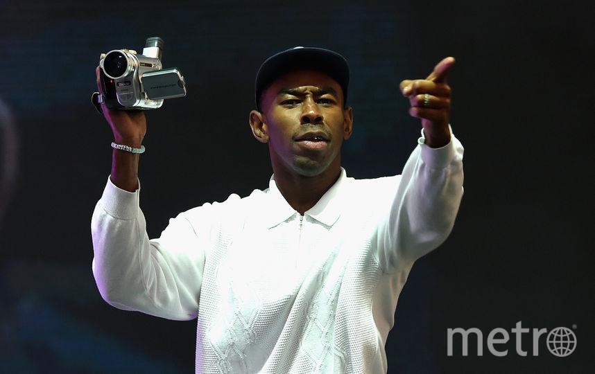 Рэпер Tyler, the Creator. Фото Getty