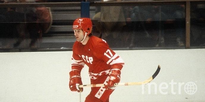 Харламов – один из самых известных хоккеистов. Фото Getty