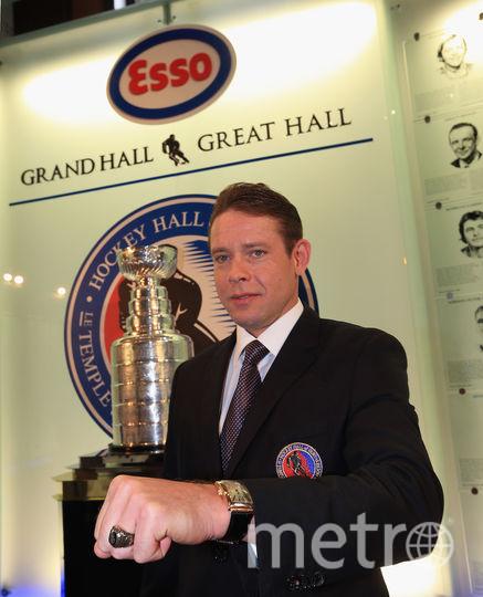 Буре так и не выиграл Кубок Стэнли, хотя доходил до финала. Фото Getty